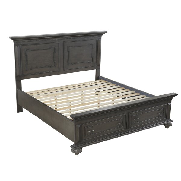 Hednesford Queen Panel Bed by Charlton Home