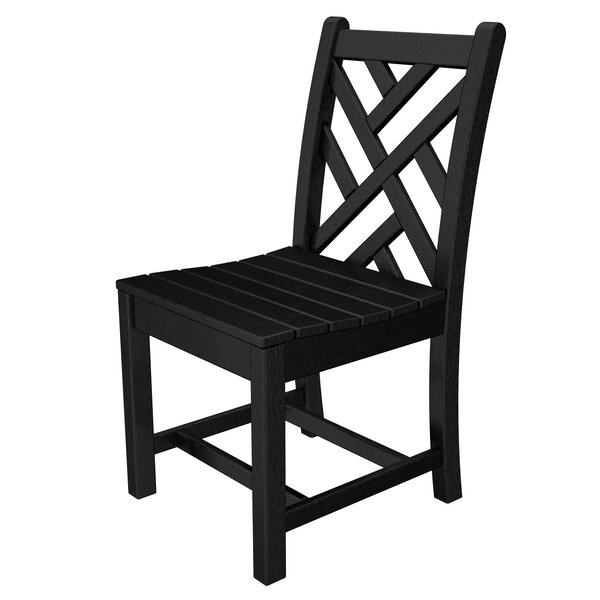 Chippendale Patio Dining Chair (Set of 2) by POLYWOOD®
