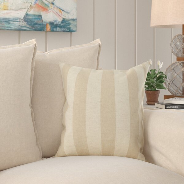 Stillwater Throw Pillow by Beachcrest Home