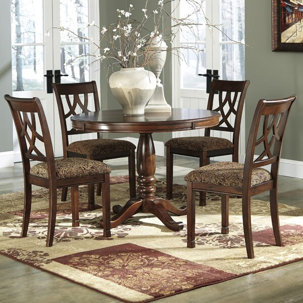 Cedar Creek Dining Table by Three Posts
