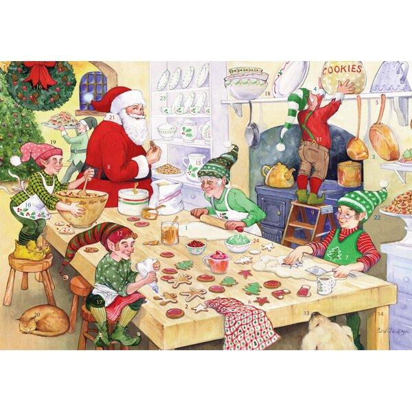 Christmas Treats Advent Calendar by The Holiday Aisle