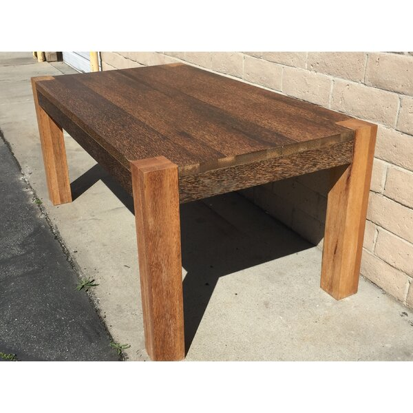 Chad Solid Wood Dining Table by Bay Isle Home
