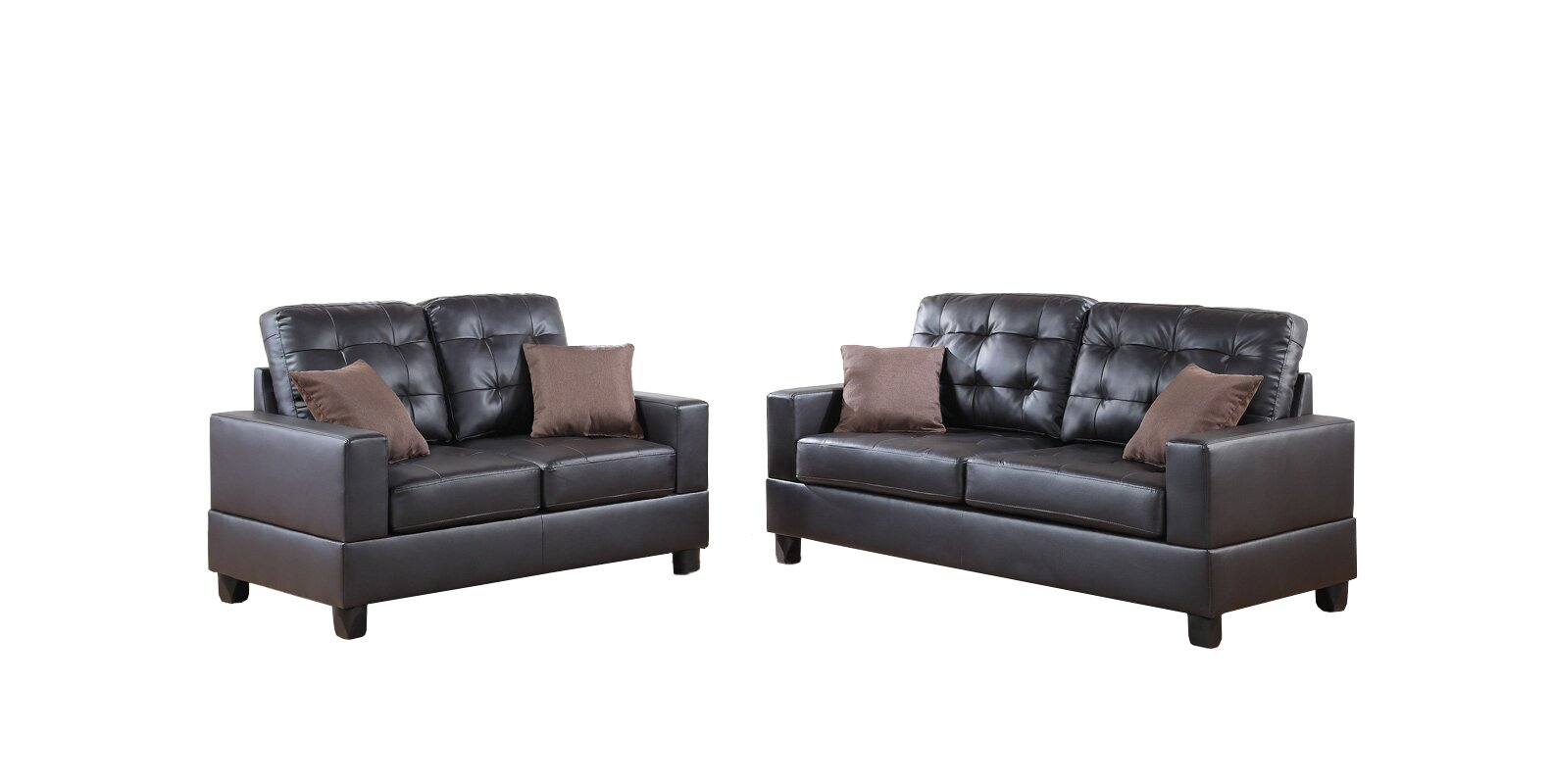 Cheyne 2 Piece Living Room Set