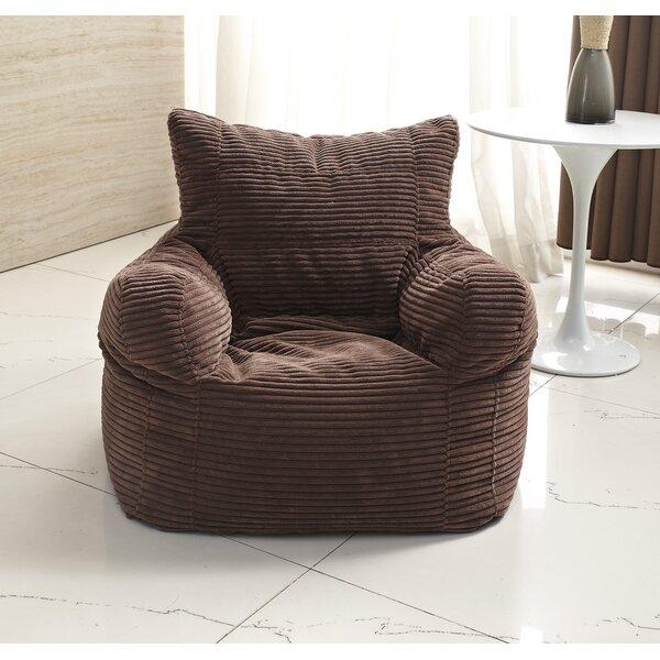 Bean Bag Chair by Zipcode Design