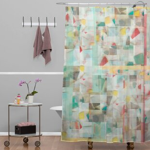 Jacqueline Maldonado Mosaic Shower Curtain