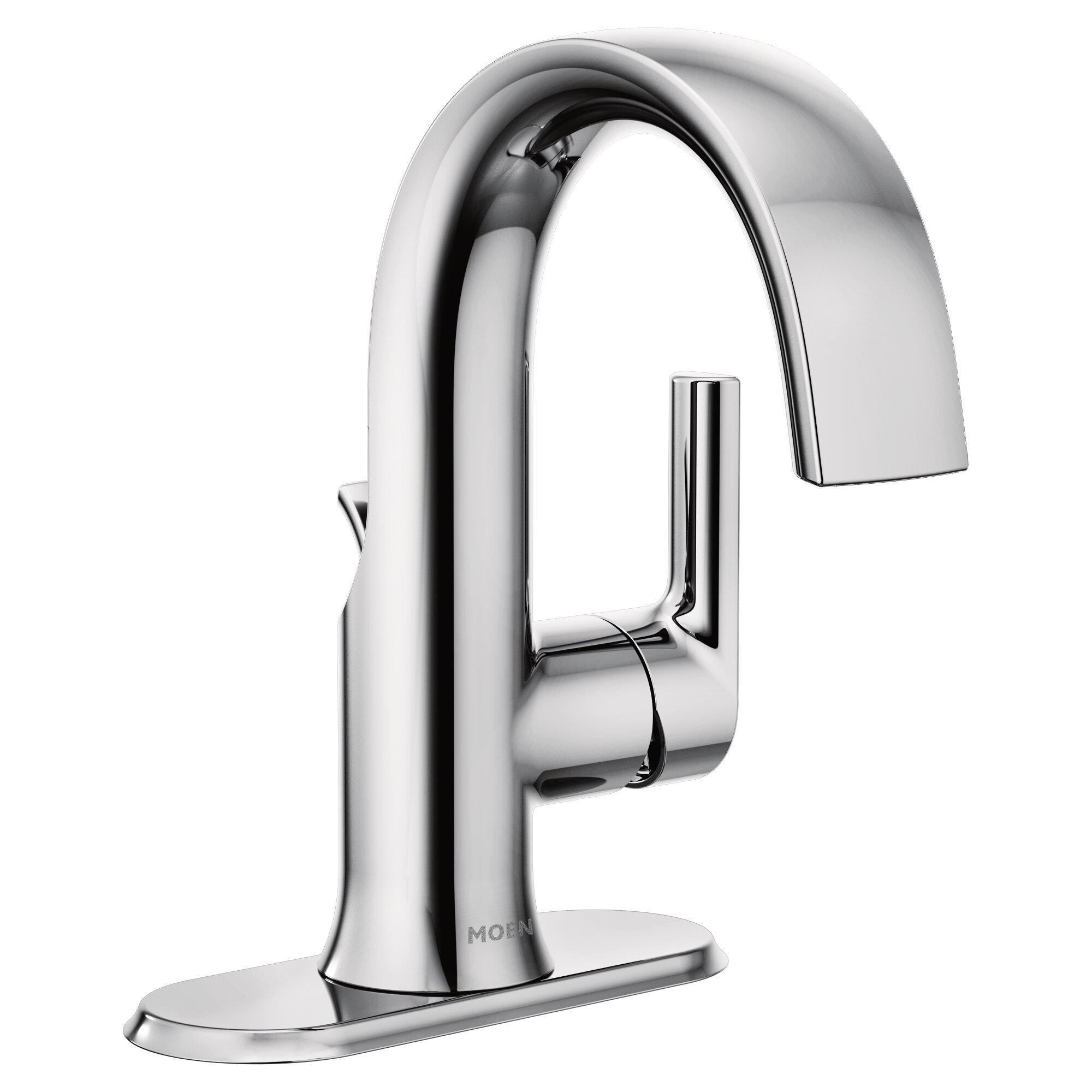 Doux Single Hole Bathroom Faucet
