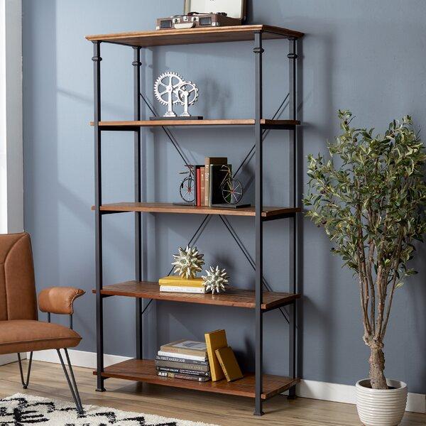 Mercury Row Zona Etagere Bookcase Amp Reviews Wayfair