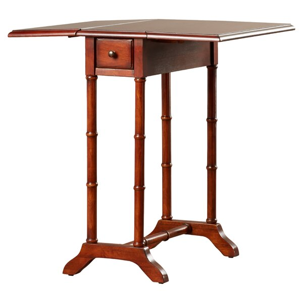 Trisha End Table with Storage by Darby Home Co Darby Home Co