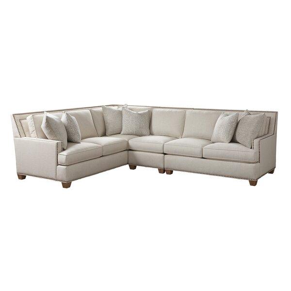 Morgan Sectional by Barclay Butera