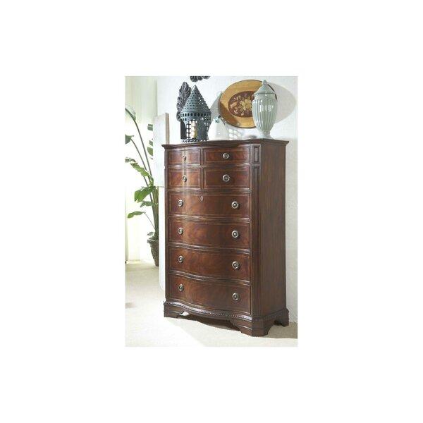 Antebellum 7 Drawer Dresser by Fine Furniture Design