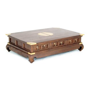 Becky Coffee Table with Storage by Bloomsbury Market