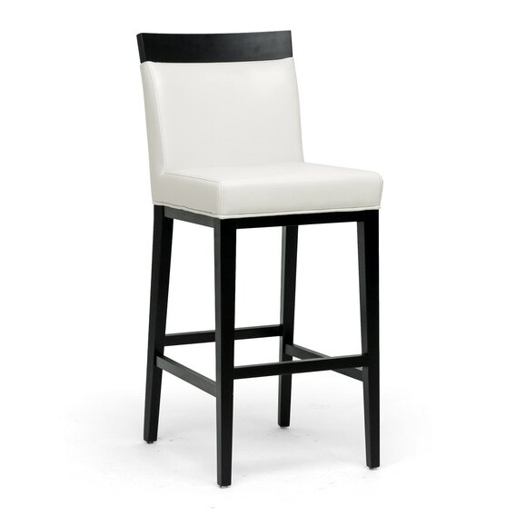 Baxton Studio 30.25 Bar Stool by Wholesale Interiors