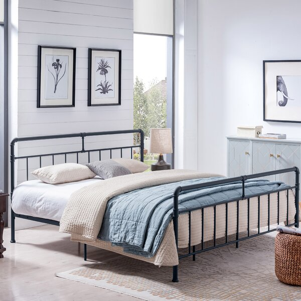 Una Platform Bed by Andover Mills