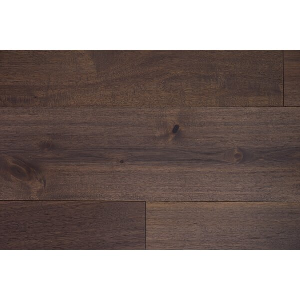 Dublin 6-1/2 Engineered Acacia Hardwood Flooring in Leather by Branton Flooring Collection
