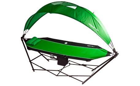 All-in-One Polyester Camping Hammock by Kijaro