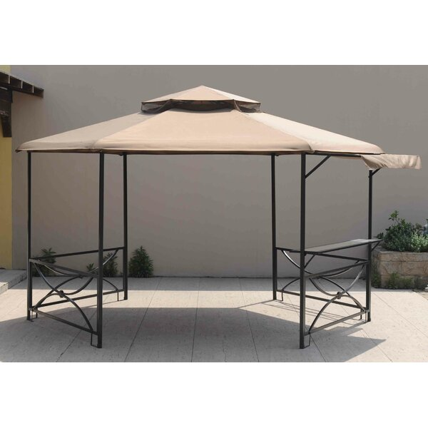 Replacement Canopy for Gardenia Gazebo by Sunjoy