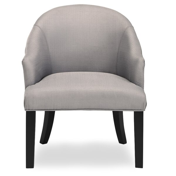 Carranza Barrel Chair by Ebern Designs