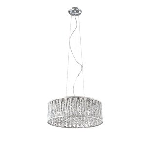 Longchamps 7-Light Crystal Chandelier by House of Hampton