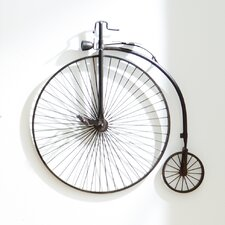 Metal Bicycle Wall Décor