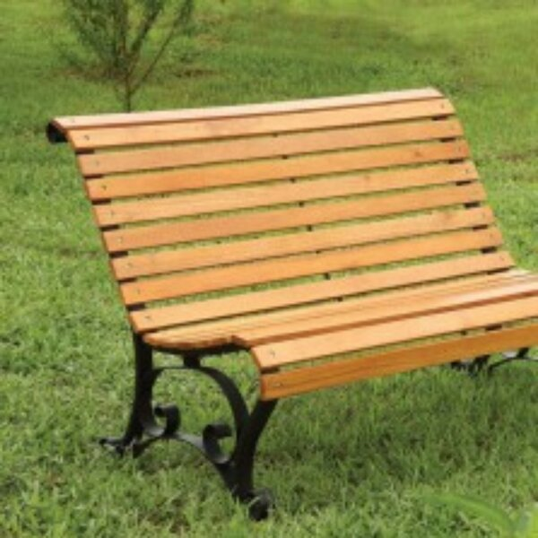 Schulte Sedona Wooden Garden Bench by August Grove