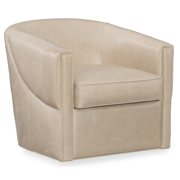 Bonnie Swivel Barrel Chair by Hooker Furniture