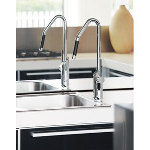 Single Handle Kitchen Faucet By Maestro Bath