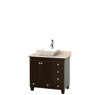 Reviews Acclaim 36 Single Bathroom Vanity Set By Wyndham Collection