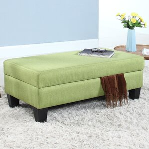Classic Linen Storage Bench by Madison..