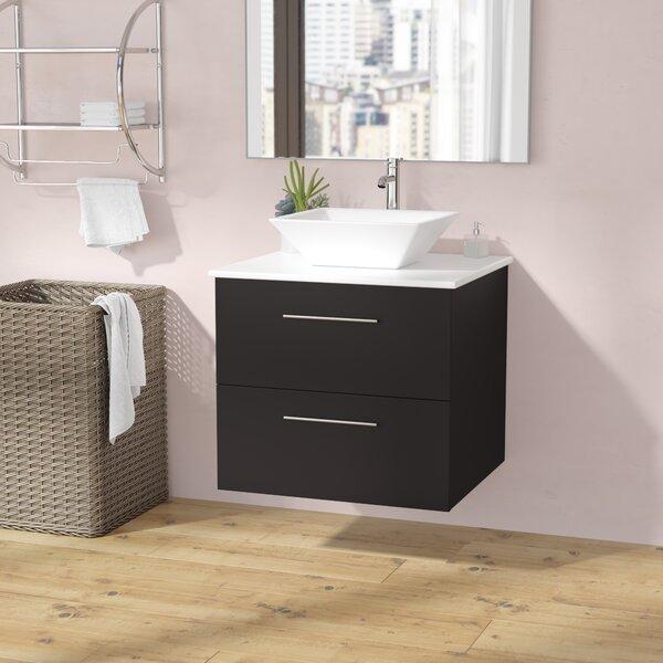 Juarez Modern 24 Single Bathroom Vanity Set by Orren Ellis