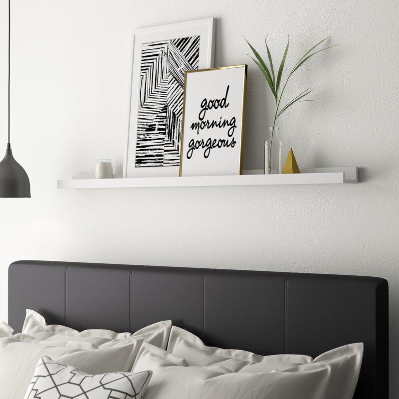 Milner Floating Shelf by Zipcode Design