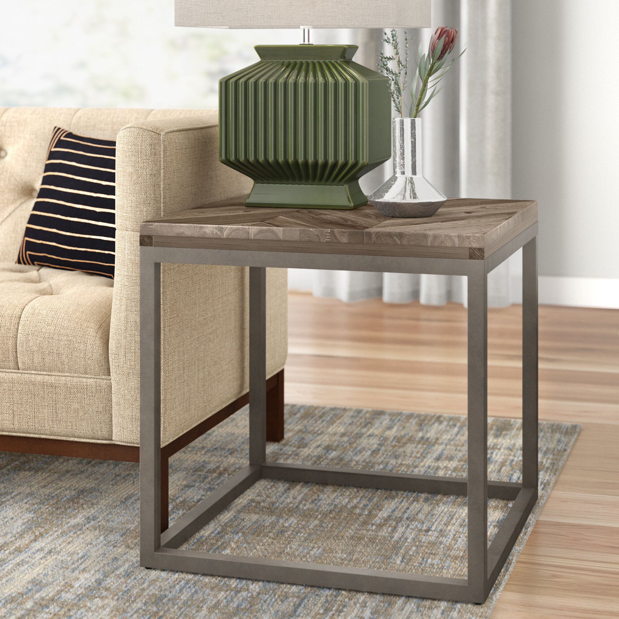 Alyssia Frame End Table Reviews Joss Main