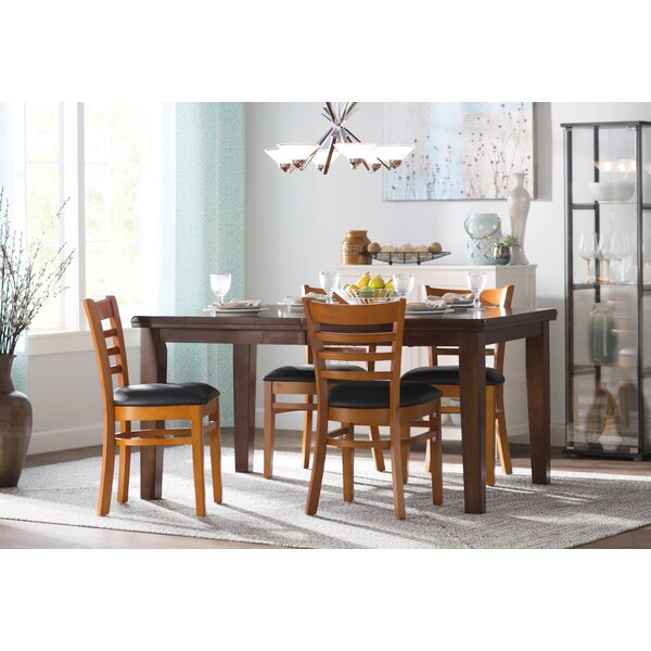 Rebecca 7 Piece Dining Set by Andover Mills