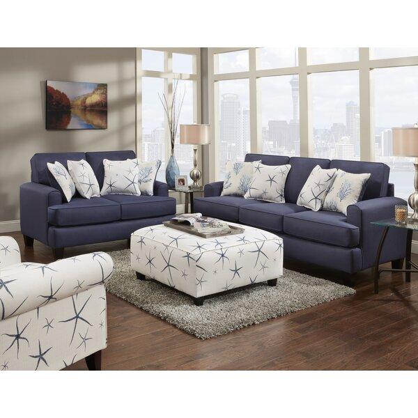 Pinard Configurable Living Room Set by Breakwater Bay Breakwater Bay