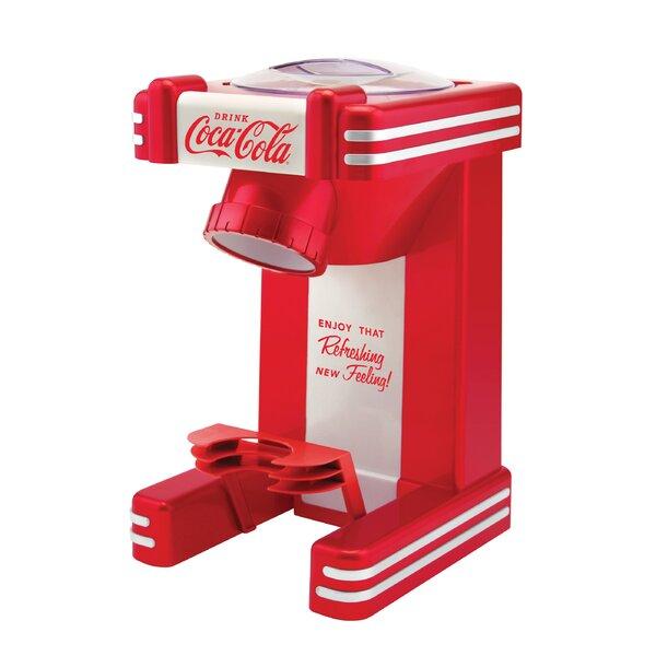 Coca-Cola Series Single Snow Cone Maker by Nostalgia