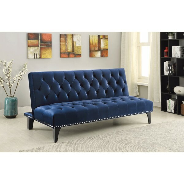Alric Convertible Sofa by House of Hampton