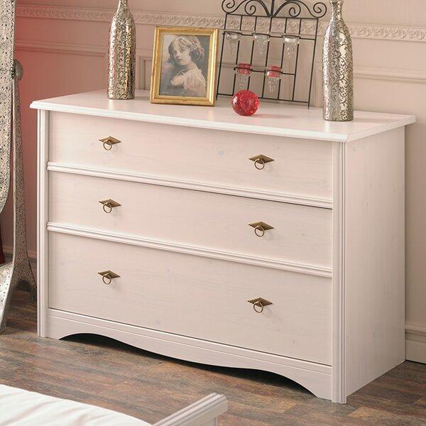 Marion 3 Drawer Dresser by Parisot