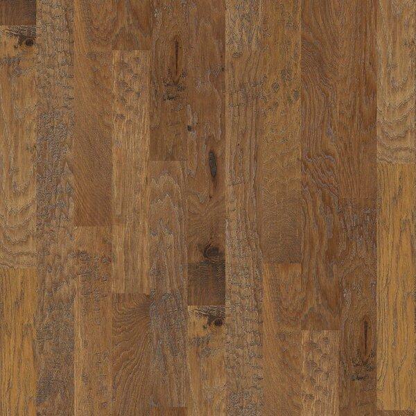 Evergreen 5 Engineered Hickory Hardwood Flooring in Sierra by Shaw Floors