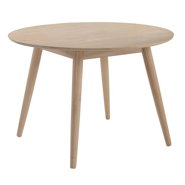 Brillion Solid Wood Dining Table by George Oliver