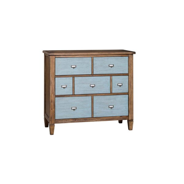 Abree 3 Drawer Accent Chest by August Grove