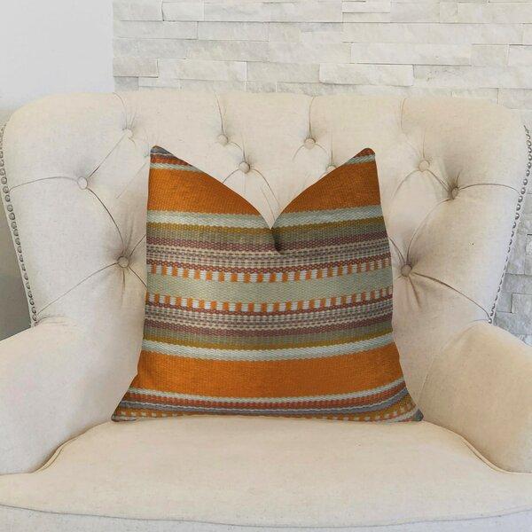 Widener Handmade Luxury Pillow by Loon Peak