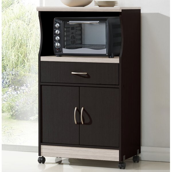 Mae Microwave Cart by Wade Logan