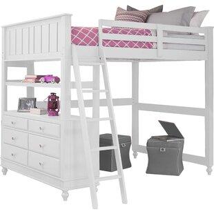 Holly Loft Bed by Viv   Rae