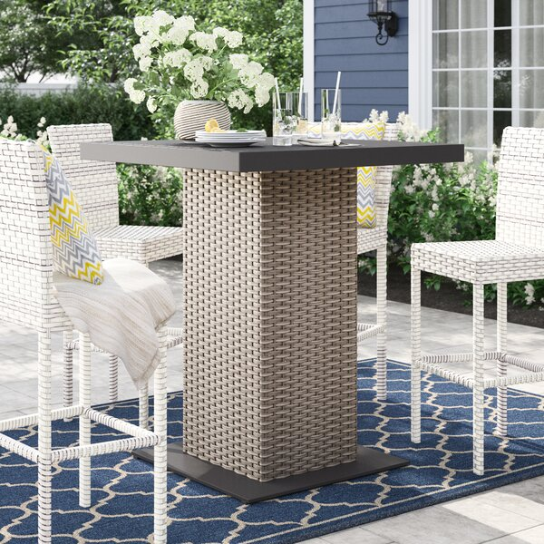 Rockport Bar Table By Sol 72 Outdoor by Sol 72 Outdoor 2020 Sale
