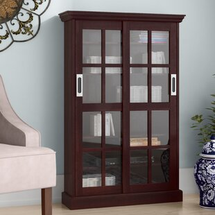 Sliding Door Media Cabinet Darby Home Co