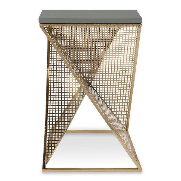 Mingo End Table By Ivy Bronx