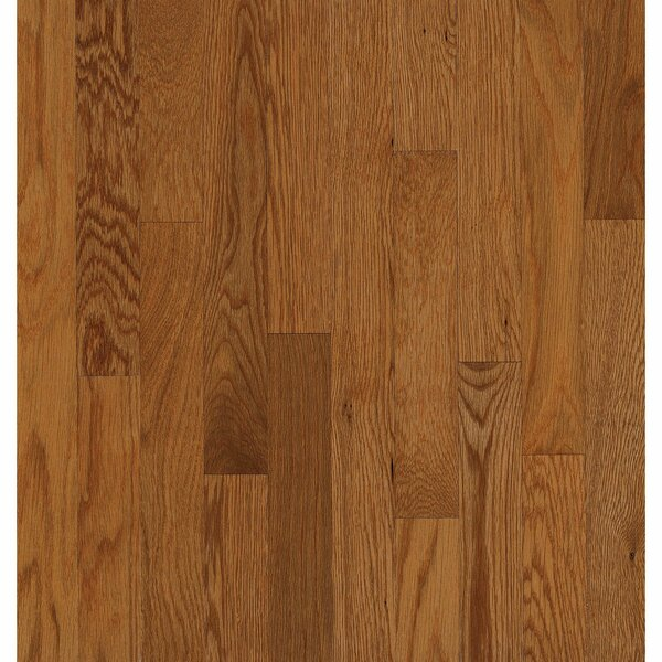 Yorkshire 2-1/4 Solid Oak Hardwood Flooring in Auburn by Armstrong Flooring