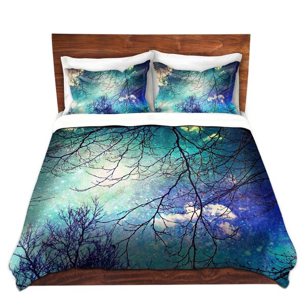 Mccurdy Sylvia Cook Night Sky Microfiber Duvet Covers