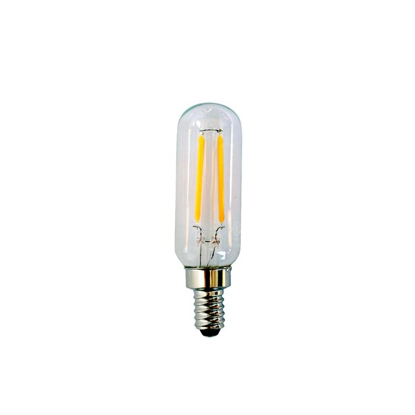 2W E12/Candelabra Dimmable LED Edison Light Bulb (Set of 4) by String Light Company