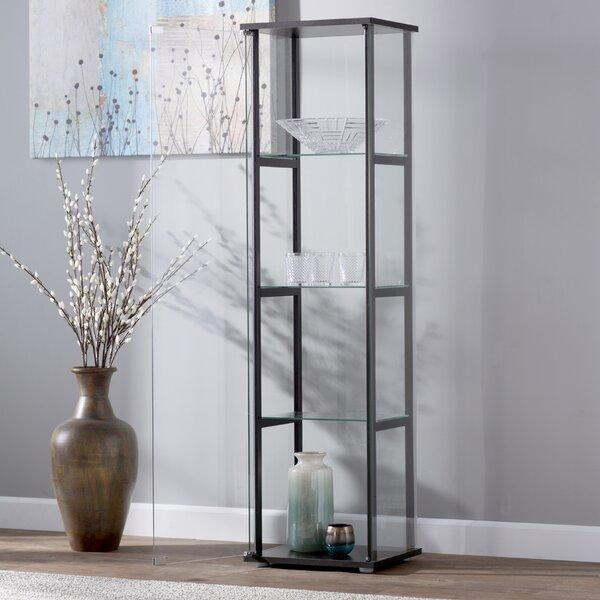 Quijada Curio Cabinet by Andover Mills