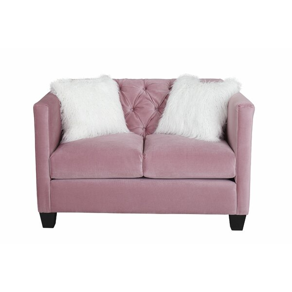 Mukilteo Loveseat by House of Hampton